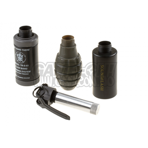Bilde av Thunder B - Sound Grenade Set Pinapple Shell - Co2