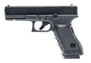 Bilde av Glock 17 Luftpistol med Blowback- 4.5mm BB