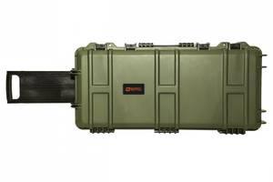 Bilde av Nuprol - Medium Hard Case med Hjul PnP(SMG) - Grønn