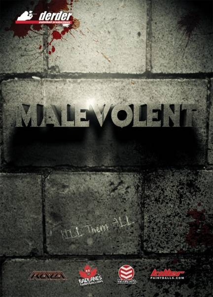Bilde av Derder - Malevolent DVD - Sone1