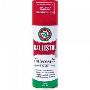 Bilde av Ballistol - Universal-Olje - 200ml Spray