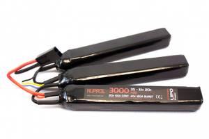 Bilde av Batteri Li-Po 11.1V - 3000mAh - Cranestock