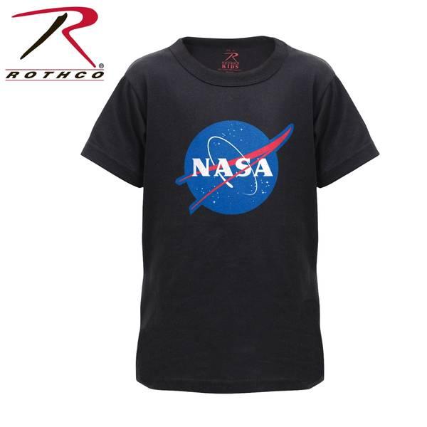 Bilde av NASA Logo T-Skjorte til Barn