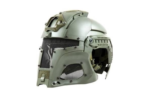 Bilde av Ultimate Tactical - Warrior Hjelm - Olive Drab