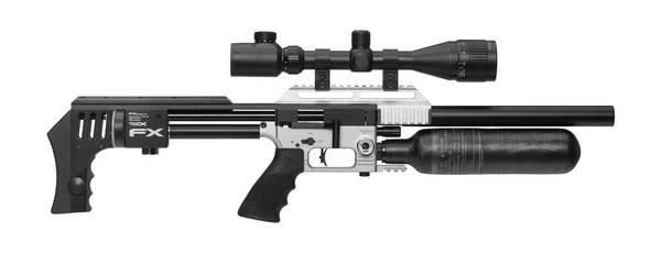 Bilde av FX Impact - 5.5mm PCP Luftgevær - Sølv (REGISTRERINGSPLIKTIG)