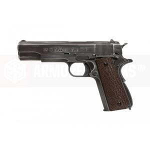 Bilde av AW Custom - 1911 Molon Labe Softgun med Blowback - Full Metall
