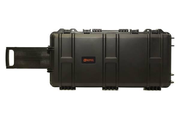 Bilde av Nuprol - Medium Hard Case med Hjul (SMG) - Svart