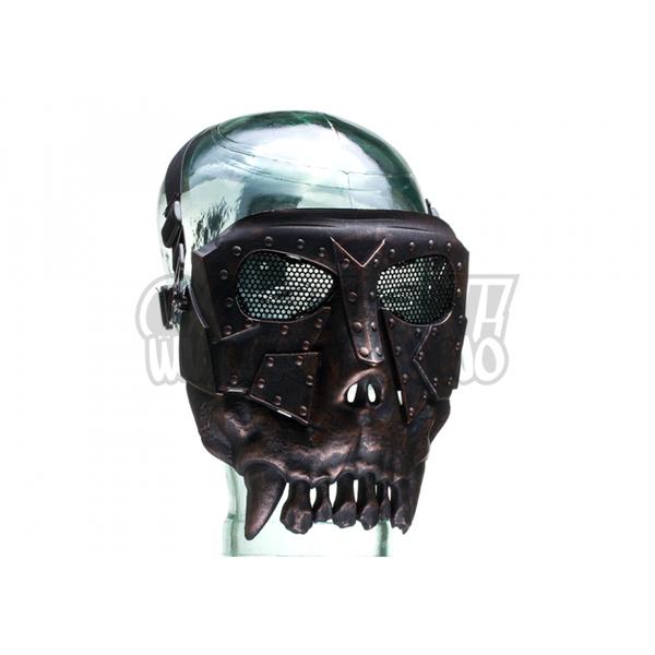 Bilde av Squared Desert Corps Mask - Copper