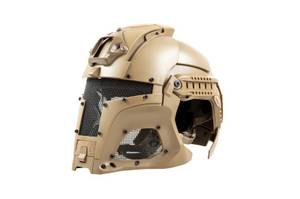 Bilde av Ultimate Tactical - Warrior Hjelm - Tan