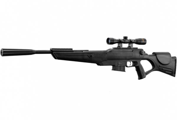 Bilde av Beeman - Tac Quiet Tek Luftgevær med Kikkertsikte - 4.5mm
