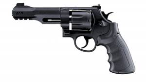 Bilde av Smith & Wesson M&P R8 - Softgun Revolver