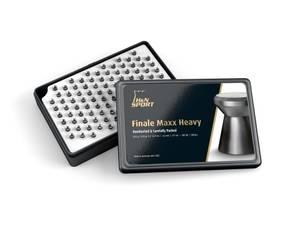 Bilde av H&N Finale Maxx-Box Heavy 4.49mm - 200stk