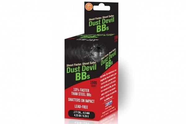 Bilde av H&N Dust Devil BBs 4.5mm - 1500stk