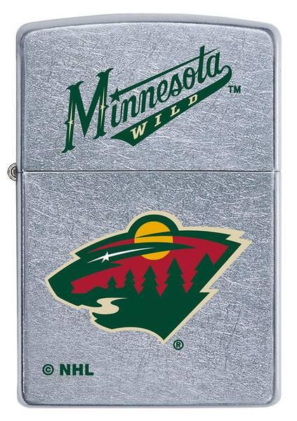 Bilde av Zippo - NHL Minnesota Wild - Lighter
