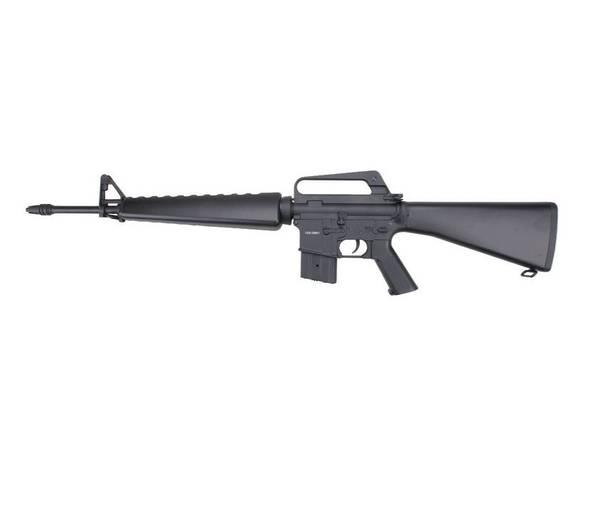 Bilde av JG - M16A1 Elektrisk Softgun Rifle - Vietnam Modell (PAKKE)