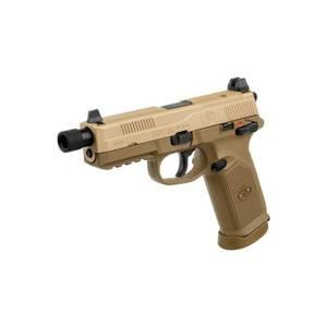 Bilde av FN - FNX-45 Tactical Gassdrevet Airsoftpistol med Blowback - Dar