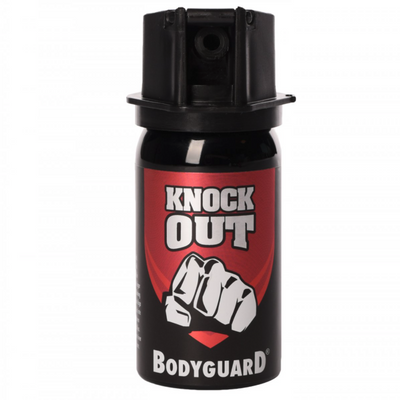 Bodyguard Knock Out v.2 Forsvarsspray