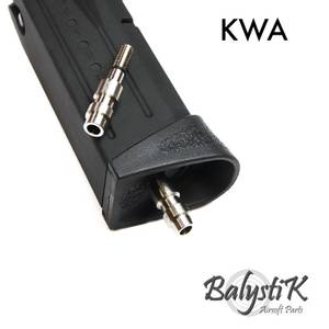 Bilde av Balystik HPA Connector til KWA Magasin
