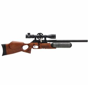 Bilde av FX Crown Compact - 4.5mm PCP Luftgevær - Valnøtt