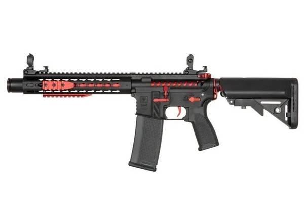 Bilde av Specna Arms - E40 Edge Elektrisk Softgun Rifle - Red Edition