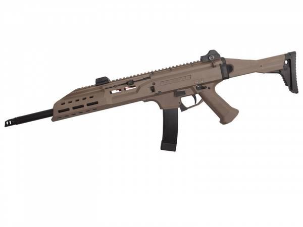 Bilde av CZ Scorpion EVO3 A1 Carbine Proline FDE - AEG