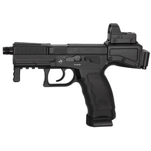 Bilde av B&T - USW A1 Co2 Softgunpistol med Blowback - Svart