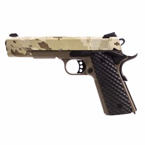 Bilde av Raven - 1911 MEU Softgunpistol med Blowback - Tan/Digital