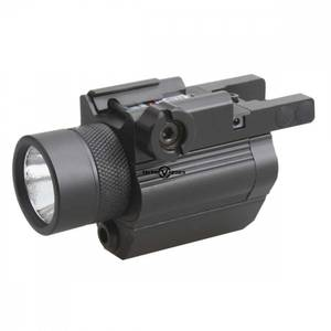 Bilde av Vector Doublecross Combo - Laser og Lykt - 21mm