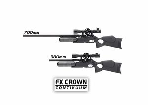 Bilde av FX Crown Continuum - 6.35mm PCP Luftgevær - Syntetisk