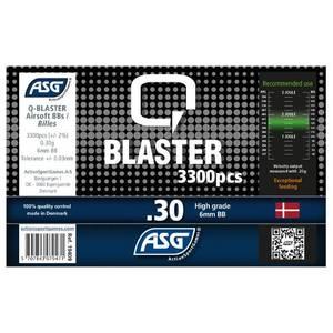 Bilde av Q-Blaster Softgunkuler - 0.30g - 3300stk