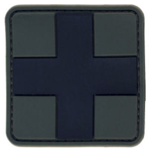 Bilde av PVC 3D Patch - First Aid - Olive