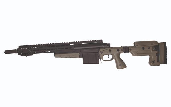 Bilde av AI - MK13 Compact Bolt Action Airsoft Sniper PL - Svart/OD