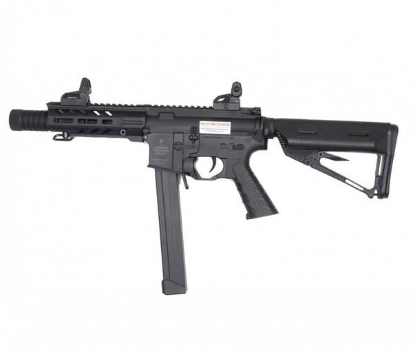 Bilde av NXW -  Milzone AEG Airsoft Rifle - Svart