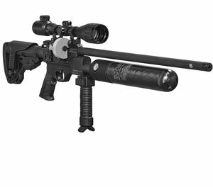 Bilde av Hatsan Factor RC - 4.5mm PCP Luftgevær - Svart