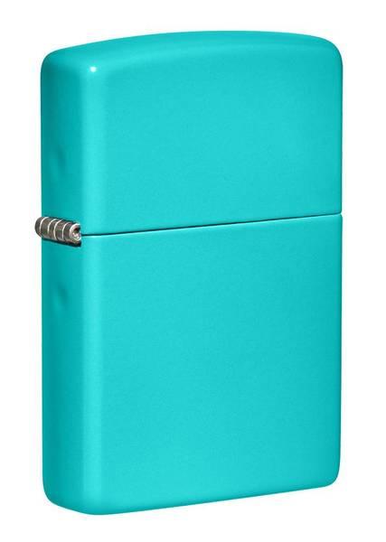 Bilde av Zippo - Classic Flat Turquoise - Lighter