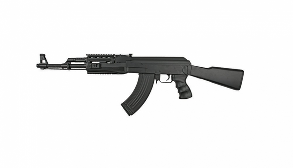 Bilde av Spartac - SRT-08 (AK47 Tactical) Elektrisk Softgunrifle - PAKKE