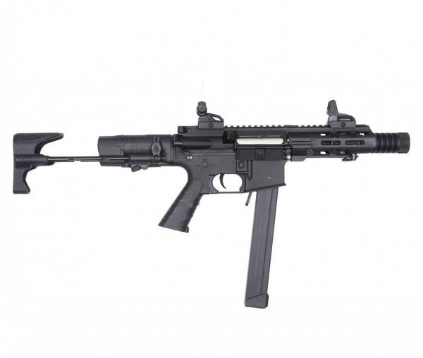 Bilde av NXW - Milzone Aeg WZ Airsoft Rifle - Svart