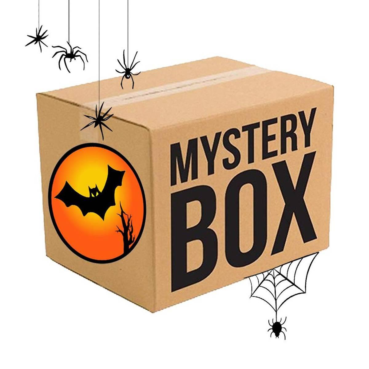 Halloween/Laiv Kostyme MYSTERYBOKS