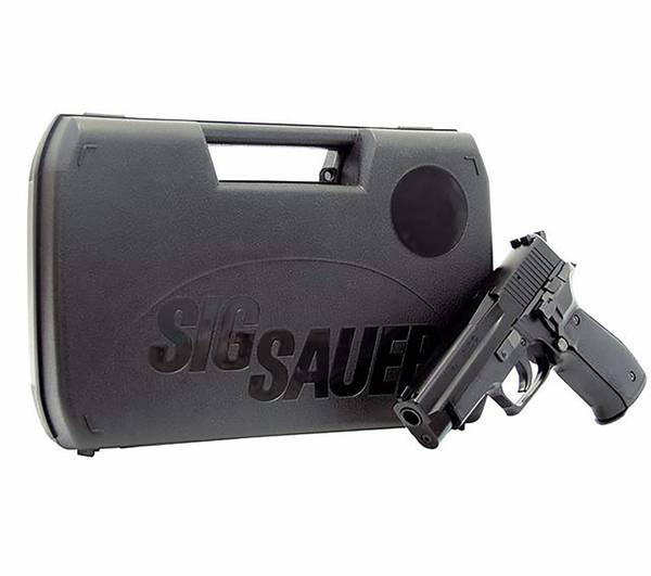 Bilde av Sig Sauer - Koffert til Pistol - 31x20x7cm - Svart