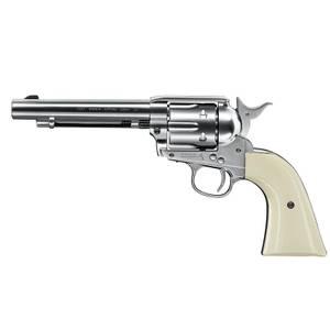 Bilde av Colt Peacemaker SAA .45 - 4.5mm BB - Nickel