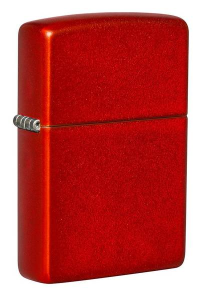 Bilde av Zippo - Classic Matallic Red - Lighter