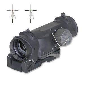 Bilde av G&G 1-4X Optisk Sikte