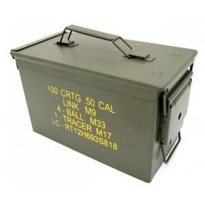 Bilde av US M9 - 50 kal. - Ammunisjonsboks