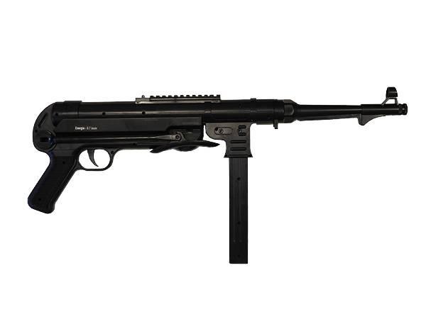 Bilde av DE - MP40 Springer Softgun Rifle - Svart