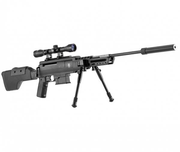 Bilde av SAG - Black OPS Carabine Sniper 4.5mm Luftgevær