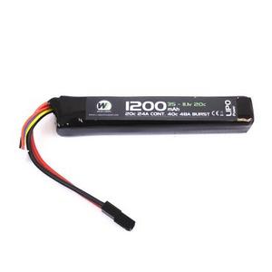 Bilde av NP Batteri Li-Po 11.1V 20C - 1200mAh - Stick Type