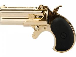 Bilde av MaxTact Derringer Full Metal Double Barrel - Gold