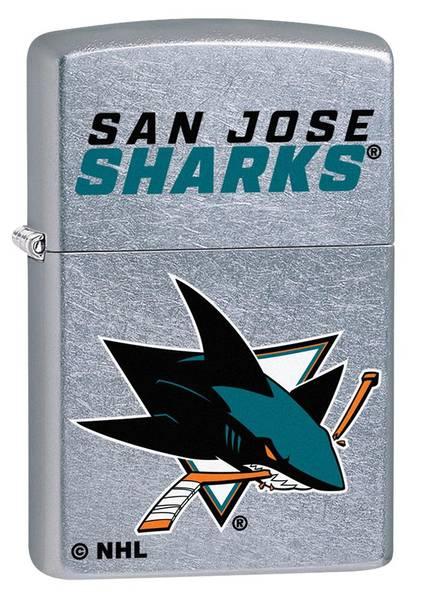 Bilde av Zippo - NHL San Jose Sharks - Lighter