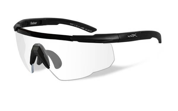 Bilde av Wiley X - Saber Advanced Briller - Clear - Svart