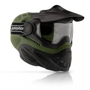 Bilde av Proto FS Thermal Maske - Olive